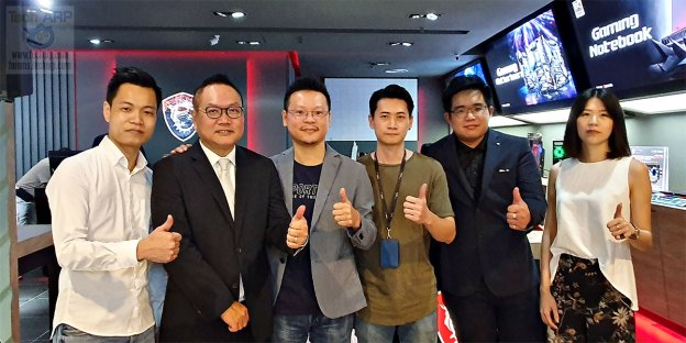 New MSI Concept Store Launch + Tour @ Low Yat Plaza!