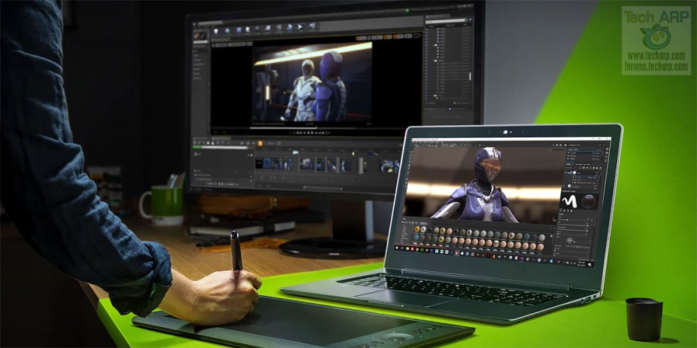 The NVIDIA ACE Design For Mobile Workstations Explained!