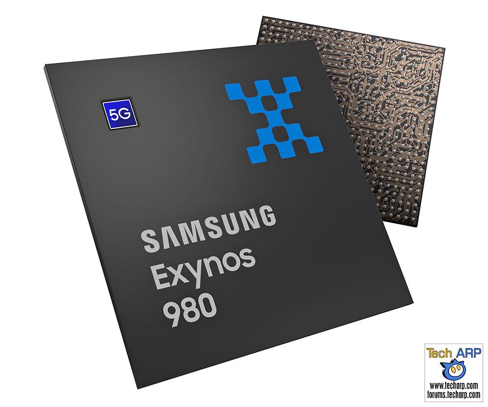 Samsung Exynos 980 mobile SoC