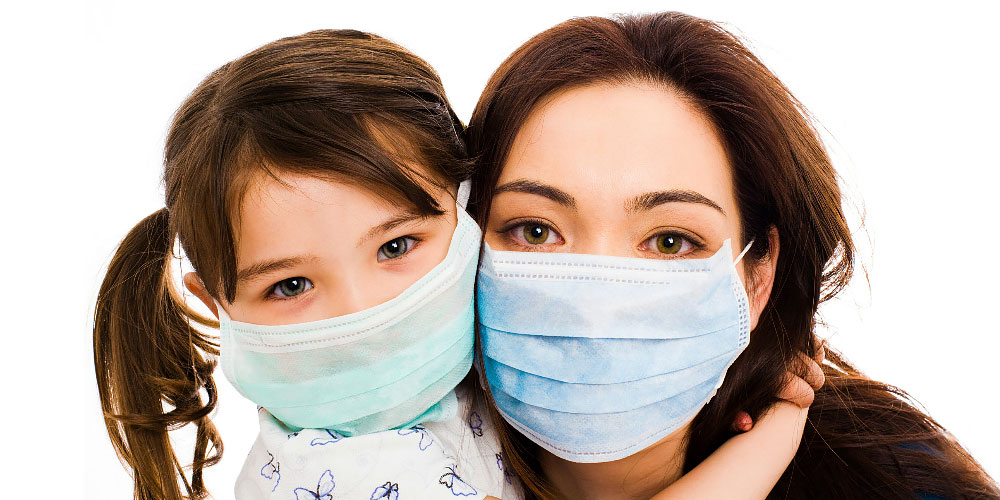 Face Masks - Do They Really Help With Haze / Air Pollution?