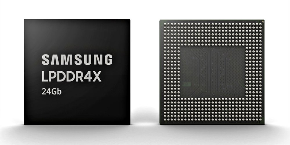 24Gb Samsung LPDDR4X SDRAM
