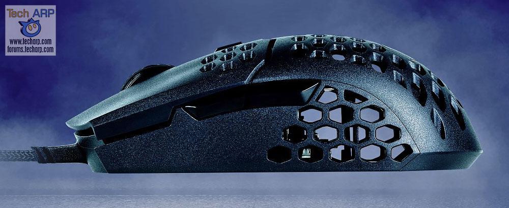 Cooler Master MM710 mouse lightweight