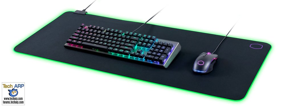 Cooler Master MP750 XL mouse pad