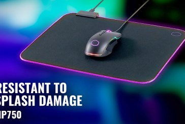 Cooler Master MP750 Soft RGB Mousepad Revealed!