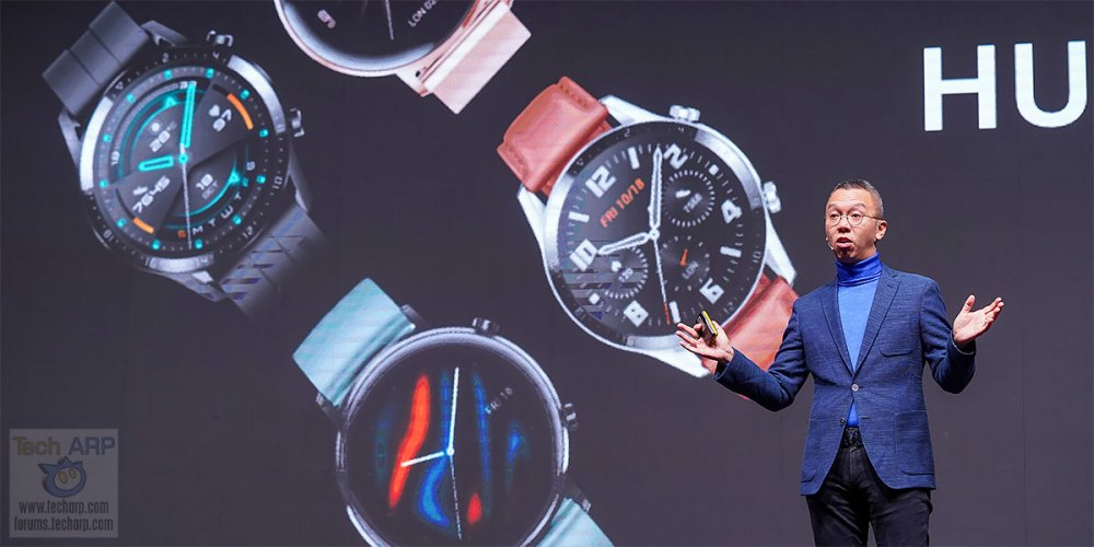 HUAWEI WATCH GT 2 + Other Wearables Price In Malaysia!