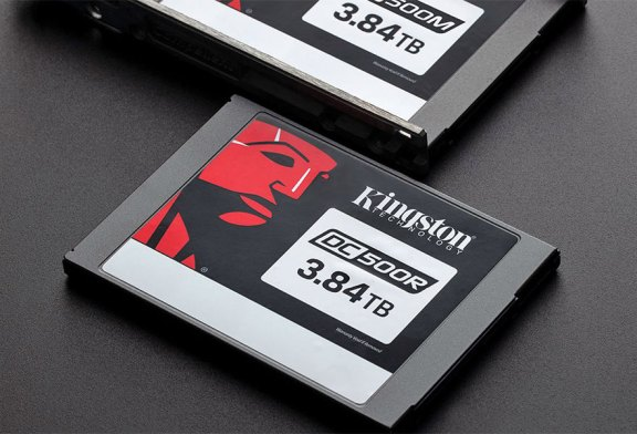 Kingston DC500 SSDs Are Now Certified VMware Ready!