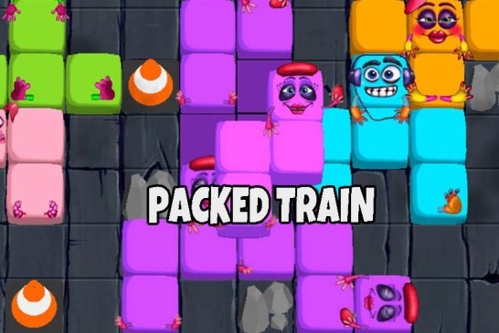 Packed Train - How To Get This Game For FREE!