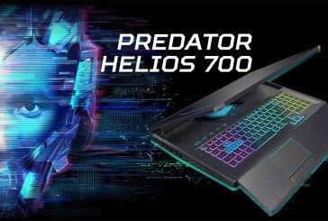 Acer Predator Helios 700 Gaming Laptop Preview!