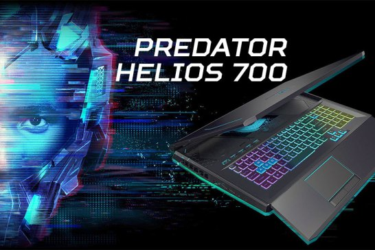 Acer Predator Helios 700 Gaming Laptop Preview!