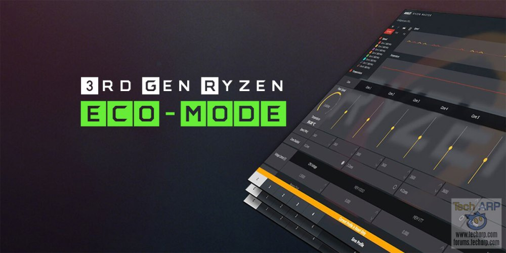 New Eco-Mode For 3rd Gen Ryzen Processors Explained!