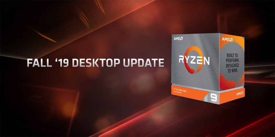 AMD Fall 2019 Desktop Ryzen + Threadripper Update!