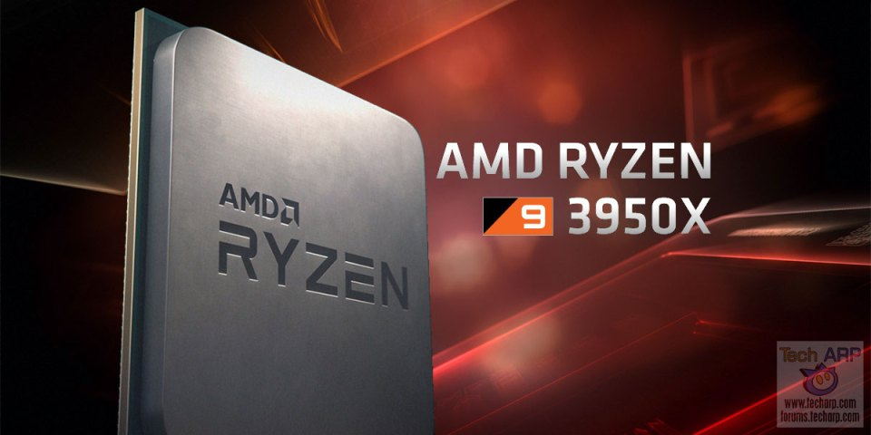 AMD Ryzen 9 3950X : Everything You Need To Know!