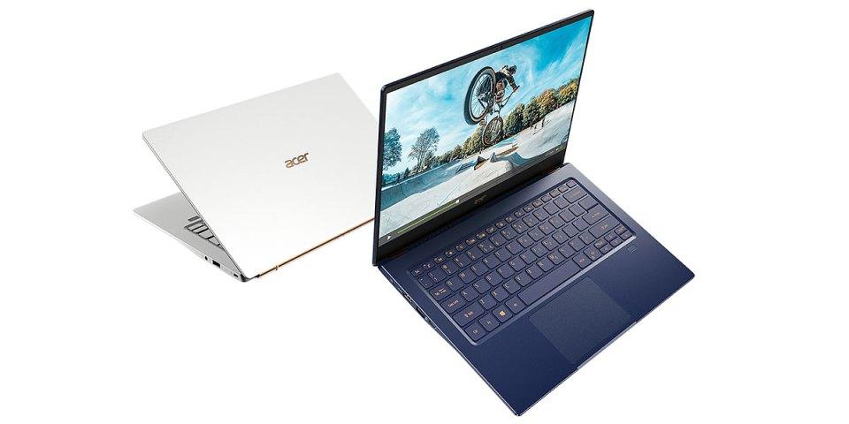 Acer Swift 5 2019 Ultra-Light Laptop : The Full Details!