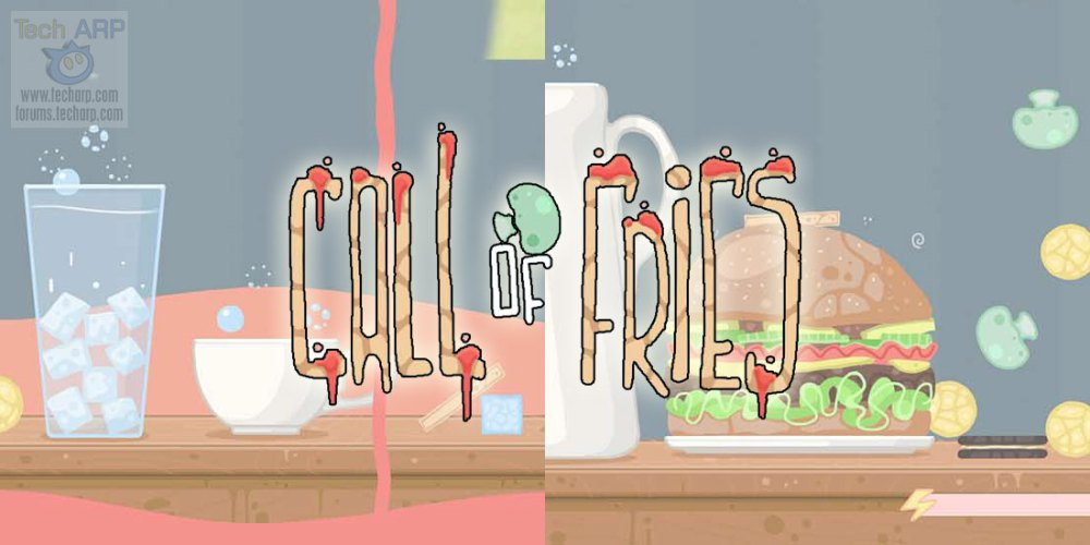 Call of Fries - Find Out How To Get It FREE!