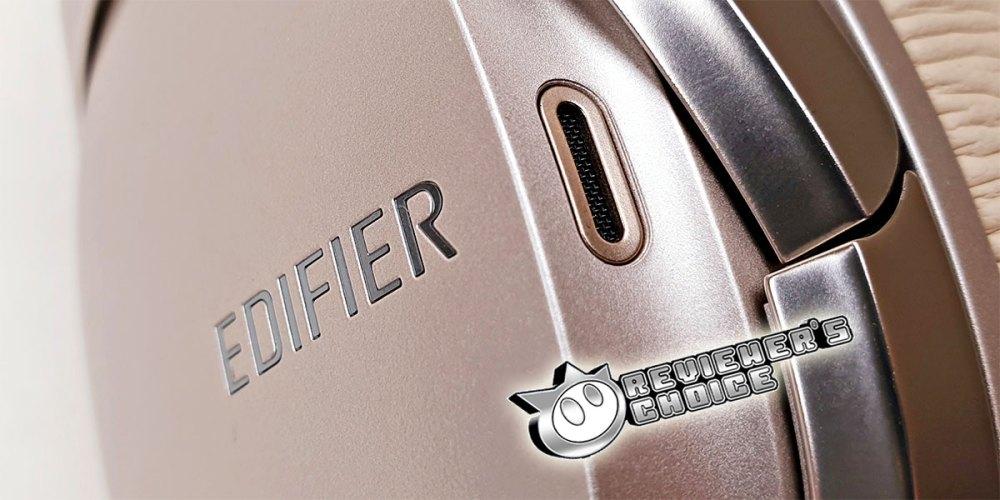 Edifier W860NB Gold ANC Bluetooth Headphones Review!