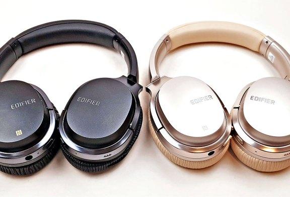 Edifier W860NB Colour Comparison : Black vs. Gold!