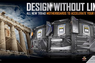 GIGABYTE TRX40 Threadripper Motherboards Revealed!