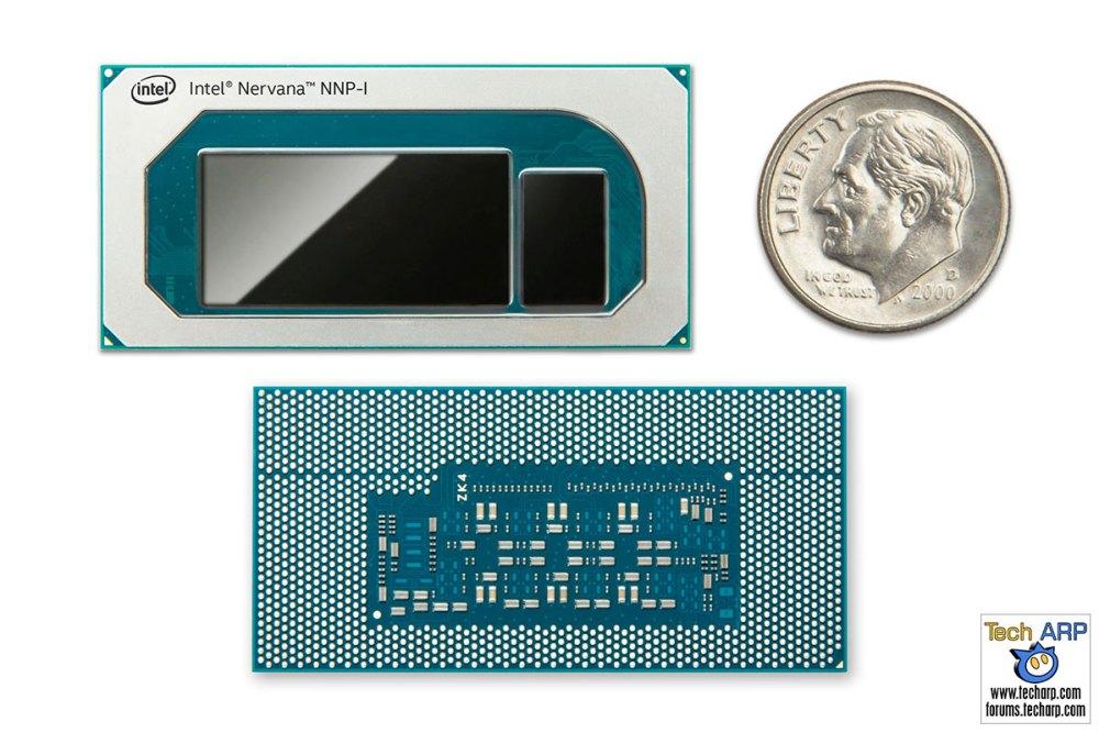 Intel Nervana NNP-I1000