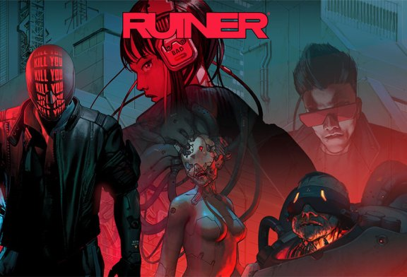 RUINER - Get This Sci-Fi Shooter For FREE!