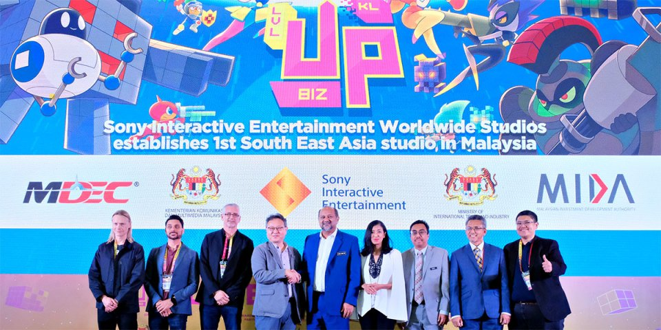 Sony Interactive Opens First SEA Game Studio In Malaysia!