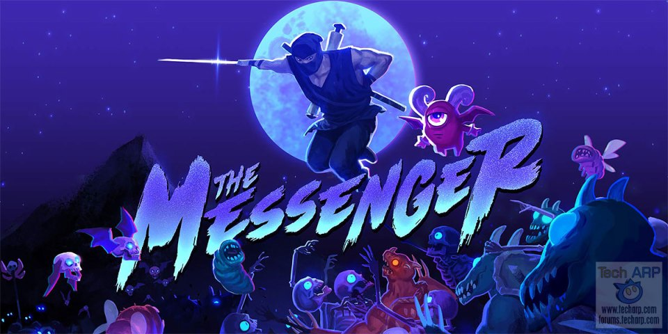 The Messenger : How To Get This Game For FREE!