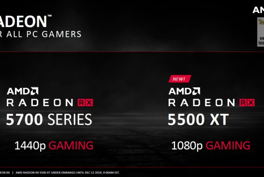 AMD Radeon RX 5500 XT slide 10