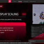 AMD Integer Display Scaling