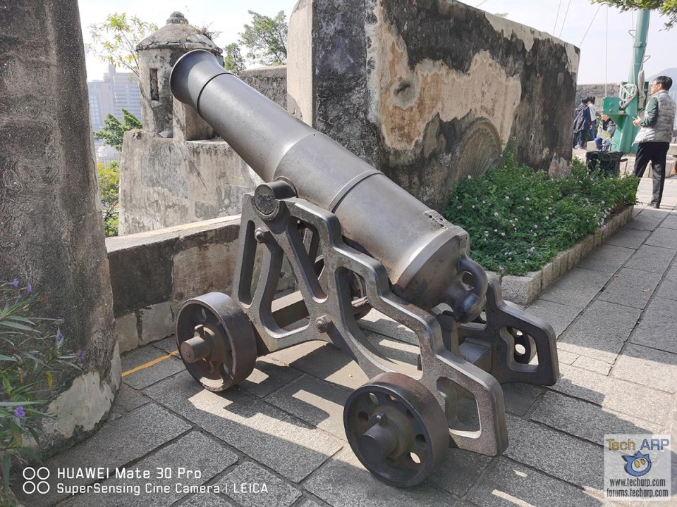 HUAWEI Mate 30 Pro - Monte Fort, Macau 03