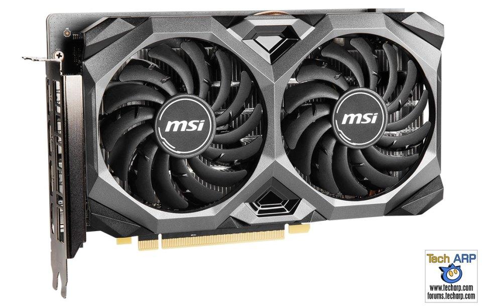 MSI Radeon RX 5500 XT Mech 4G