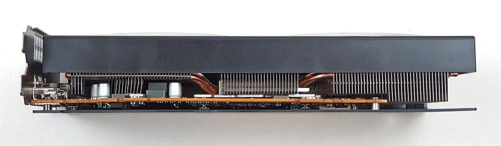 PowerColor RX 5500 XT bottom