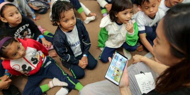 Samsung Malaysia B40 Children's Outreach Programme!