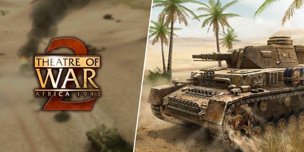 Theatre of War 2 : Africa 1943 - Get It FREE!