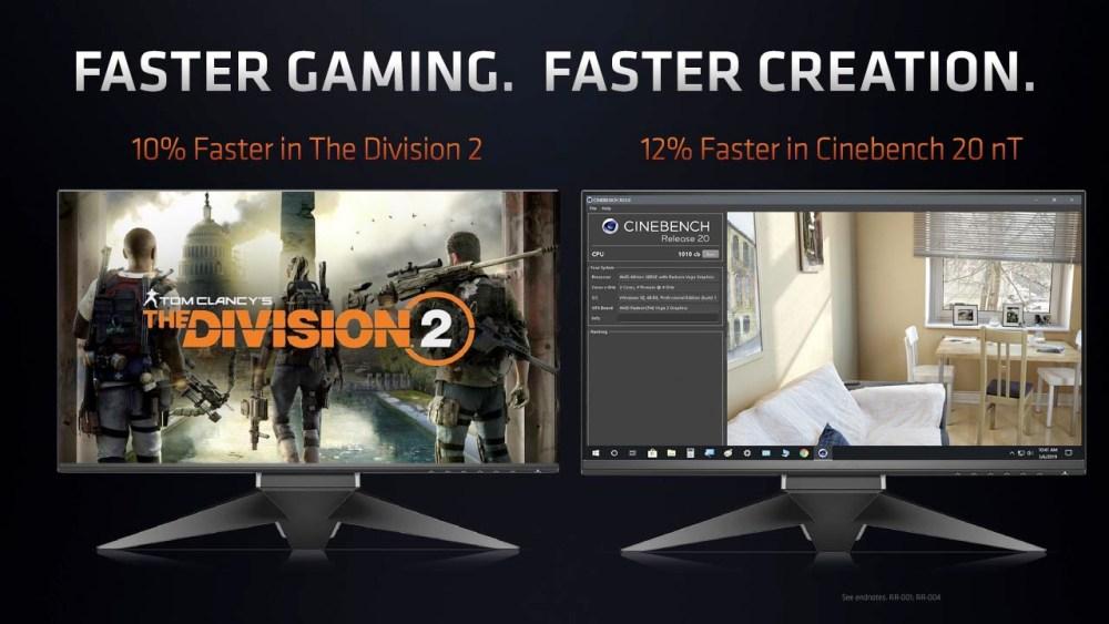 AMD SmartShift performance