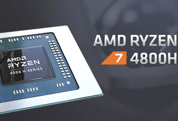 AMD Ryzen 7 4800H : 8C/16T High Performance Mobile APU!