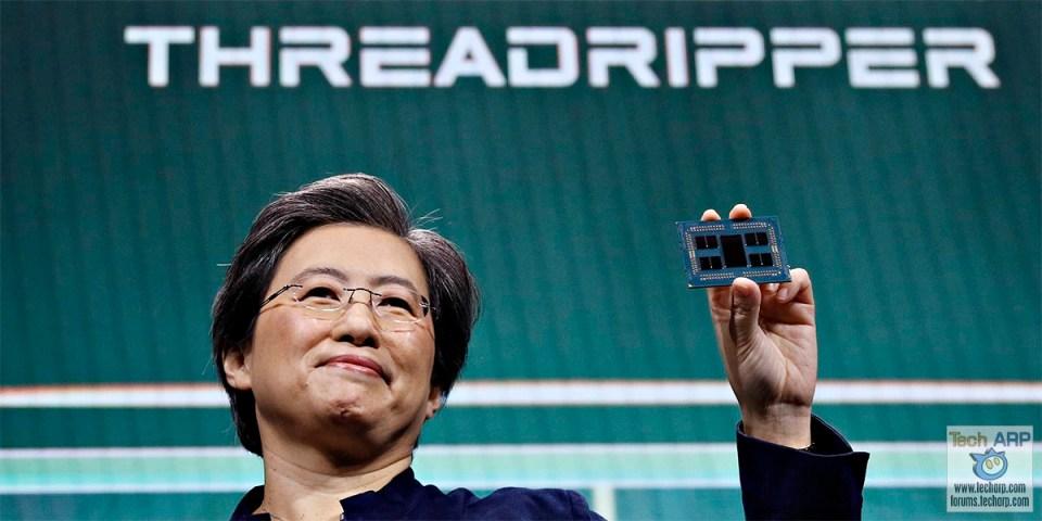 AMD Threadripper 3990X : World's First 64-Core HEDT CPU!