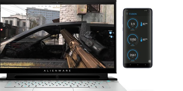 Alienware Second Screen Concept : First Look!