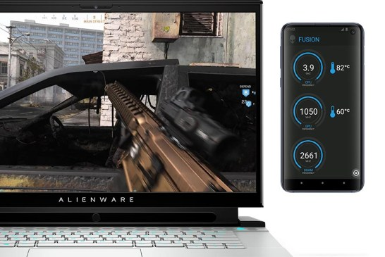 Alienware Second Screen Concept : First Look!