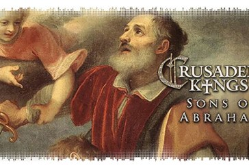 Sons of Abraham DLC for Crusader Kings II : Get It FREE!