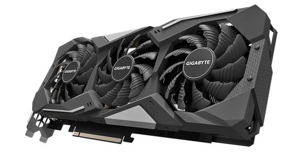 GIGABYTE Radeon RX 5600 XT : Now 180W Strong!