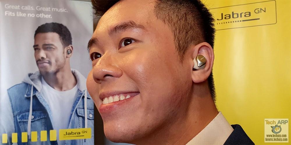 Jabra Elite 75t : Improved 4th Gen Wireless Earbuds!