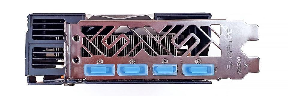 Sapphire PULSE RX 5600 XT left