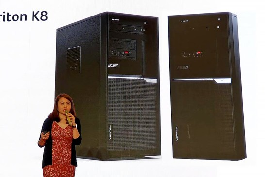 2020 Acer Veriton K8 Workstation : First Look!