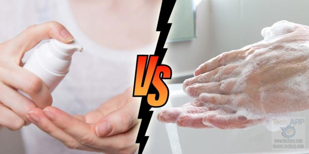 Hand Sanitiser vs Soap : Which Should We Use?
