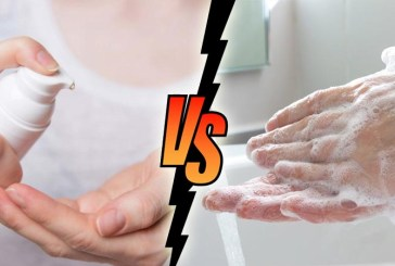 Hand Sanitiser vs Soap : Which Should YOU Use?
