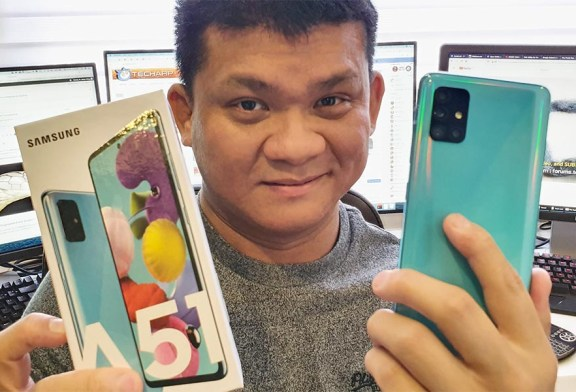 Samsung Galaxy A51 : Our Hands-On Preview!