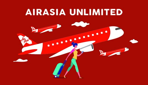 AirAsia Unlimited Pass : A Waste Of Money Unless...