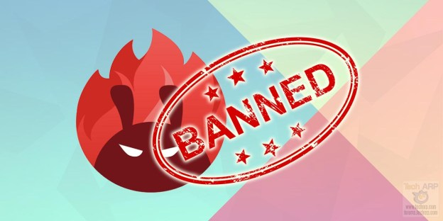AnTuTu : Banned From Google Play Store!