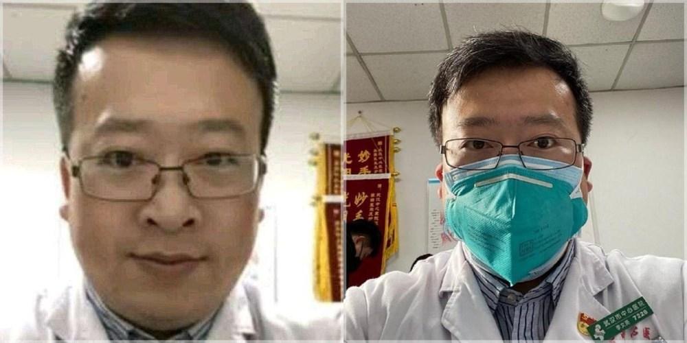 COVID-19 Li Wenliang Hoax Debunked