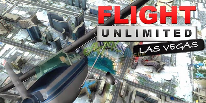 Flight Unlimited Las Vegas : FREE For A Limited Time!