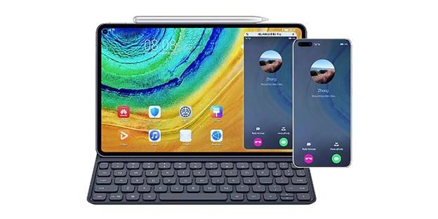 HUAWEI MatePad Pro : 10.8-inch Tablet Hands-On Preview!